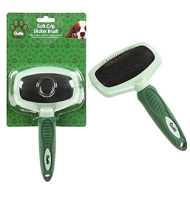 Dog Puppy Cat Pet Hair Shedding Grooming Trimmer Comb Brush Slicker Rake Tool