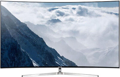 "Samsung TV LED 55"" Curvo 4K Ultra HD DVB T2 Smart Tv Hub AppStore UE55KS9000 ITA"