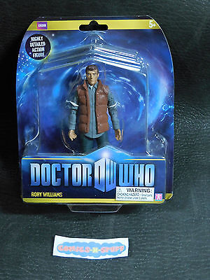 Doctor Who DW RORY WILLIAMS Action Figure MOC Underground Toys BBC