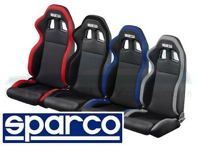 Sparco Seat R100 - Multiple Colour Options - Low Rise Bucket Seat