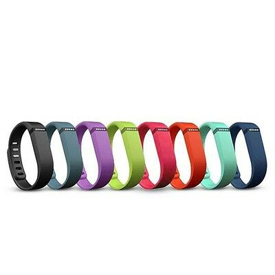 1x Replacement Wrist Band with Watch Clasp Buckle and Fastener for Fitbit Flex U