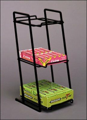 New One Black 3 Tier 10 Candy Gum Boxed Goods Counter Black Display Rack