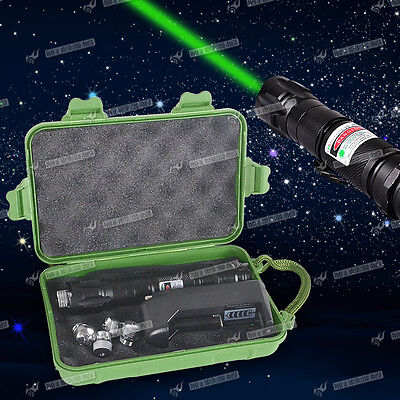 Laser Pointer Kits Professional 532nm 1mw Powerful Green Light Pen Lazer Beam
