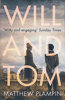 Will & Tom BRAND NEW BOOK by Matthew Plampin (Paperback, 2015)