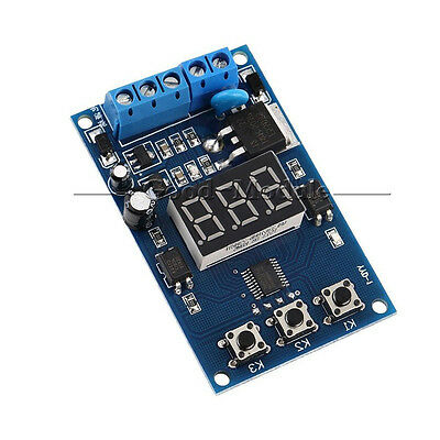 Trigger Cycle Timer Delay Switch Circuit Control Board FET MOS Driver Module GM