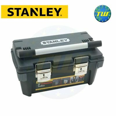 "Stanley 26"" Professional Extra Large Toolbox Storage Chest 1-92-258 STA192258"