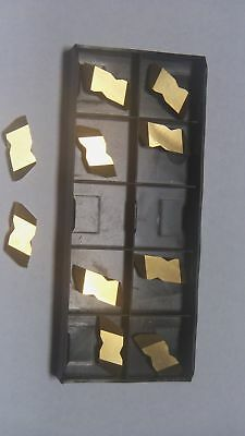 New 10Pcs Nt-3L Tin  Carbide Inserts