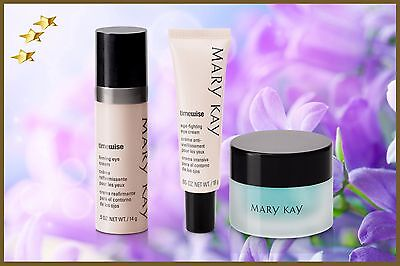Mary Kay TimeWise Firming Eye Age-Fighting Eye Cream Indulge Soothing Eye Gel