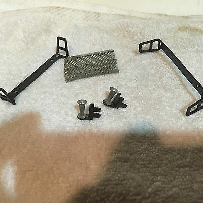 Lionel Model Train 2333 Diesel Loco Horns & Ladders & Roof Mesh Good For Parts