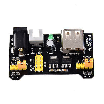 Breadboard 3.3V/5V Power Supply Module 3.3V/5V For Arduino Board DT