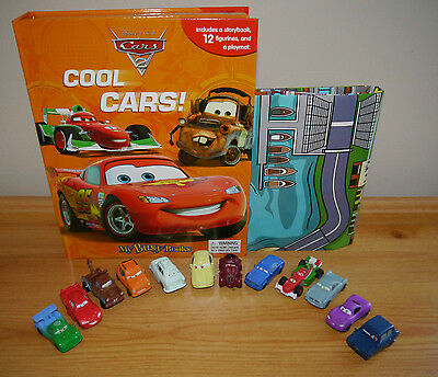 Disney Pixar Cars My Busy Book Cool Cars With