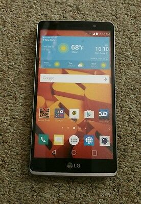 Demo phone LG Stylo LS770 boost mobile, display phone only