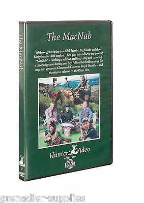 The Macnab Hunters Video Hunting Dvd