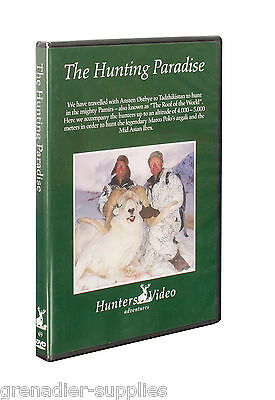 The Hunting Paradise Hunters Video Hunting Dvd