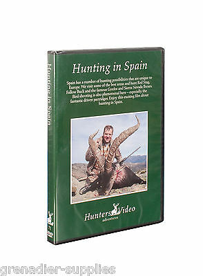 Hunting In Spain Hunters Video Hunting Dvd