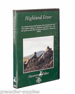 Highland Fever Hunters Video Hunting Dvd