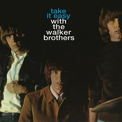 "THE WALKER BROTHERS Take It Easy With The Walker Brothers 12"" 180G Vinyl LP"