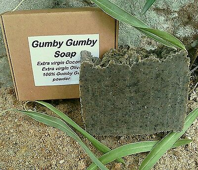Gumby Gumby Soap x2 Natural for Moisturizing Acne Dermatitis Skin Scars gumbi