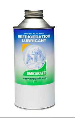 Emkarate RL 32-3MAF ISO VG32 synthetic polyolester (POE) lubricant OIL 1 LITRES