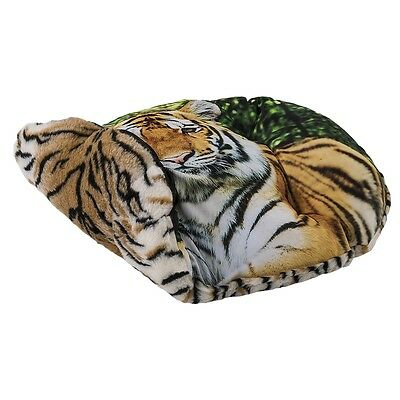 Coussin Relax Tigre 43 x 30 cm