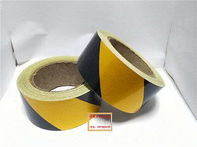 25m 50mm Reflective Warning Tape Reflective Tape Fluorescent Tape Luminous Tape