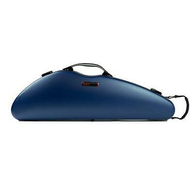"BAM 2000XLB Custodia per Violino ""Hightech Slim"" (Blu Navy)"