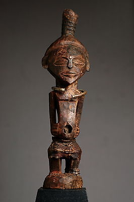 SONGYE FIGURE - ARTENEGRO Gallery with African Tribal Arts