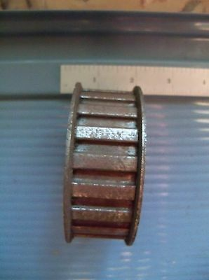 """Browning 20HH100 Timing Gear Belt Pulley 20 tooth for 1"""" wide belt"""