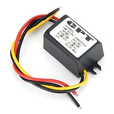 12V to 6V DC-DC Buck Converter Power Supply Voltage Regulator DT