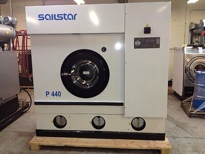 Unused Sailstar P440 Continuous Distillation Perc Dry Cleaning Machine