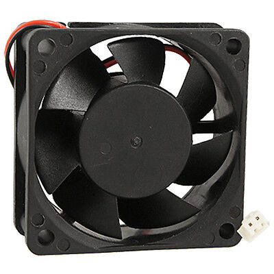 60mm x 25mm PC CPU Cooling Fan 24V 2 Pin Case Cooler 0.15A 6025 DT
