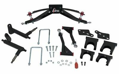 "GTW 6"" Double A-Arm Lift Kit for Club Car Precedent Golf Carts (2004-Up Gas/Ele)"