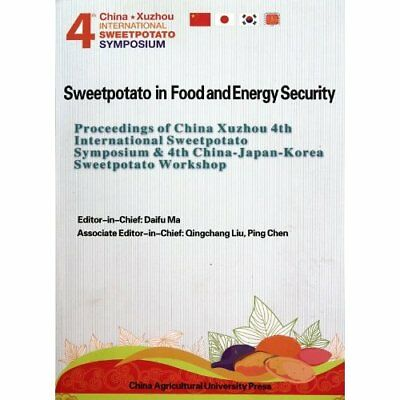Sweetpotato in Food and Energy Security - China Source