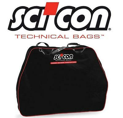 Scicon Travel Basic Bike Bag Bicycle Case Carry Road/MTB SCI TP 007 00 05 09