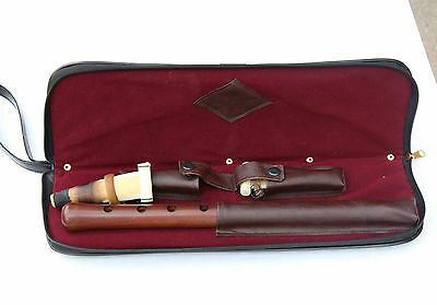 Professional DUDUK 2 reeds CASE NEW FROM ARMENIA Hand made APRICOT WOOD ARMENIAN