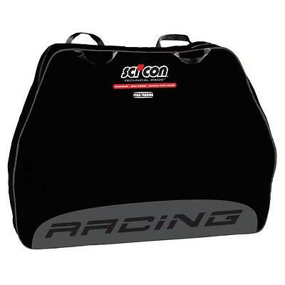 Scicon Travel Plus Racing Bike Bag Road Bicycle Car/Train Case Carry