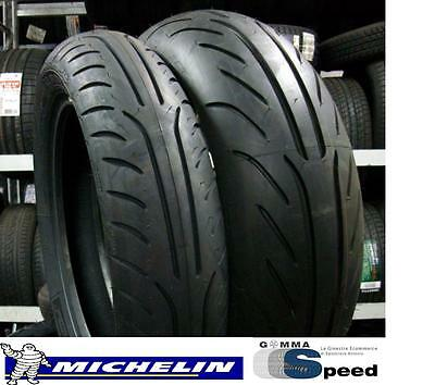 Coppia gomme Scooter 120/70/13 53P 130/60/13 53P Michelin Power Pure NRG Runner