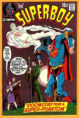 SUPERBOY #175 * Neal Adams cover