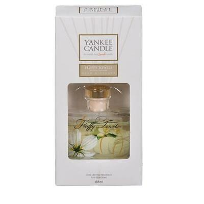 Yankee Candle Signature Reed Diffuser - Fluffy Towels