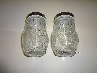 Party Time Set of 2 Owl Drinking Glasses
