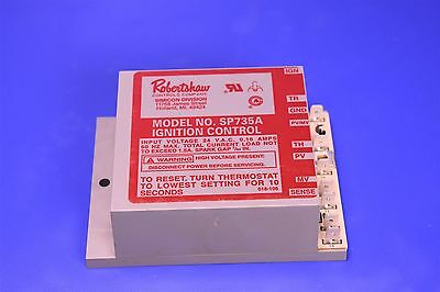 Robertshaw SP735A  Lockout Ignition Module For Flame Rectification