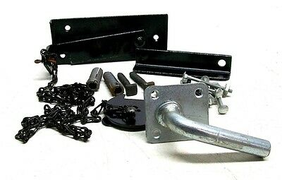 New Old Stock Vintage Gravity Latch/lock  For Overhead Garage Door Sets Dm