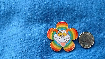 DISNEY Pin 29703 Flowers Pursuit 2004 - Rainbow Figment Completer