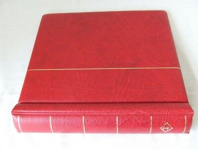 Lighthouse Luxury Padded Turnbar Album, Various Colours Available,Excellent Cond