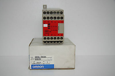 Omron G9SA-TH301 24VAC/DC Safety Relay Unit New in the box