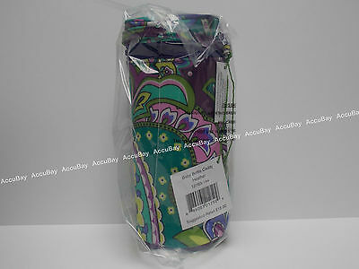 1 - Baby Bottle Caddy - HEATHER - 100% Authentic - Vera Bradley NWT Case Holder