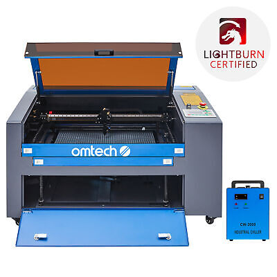 "300x200mm 12"" x8"" 40W USB Laser Engraving Cutting Machine Engraver &  Cutter"