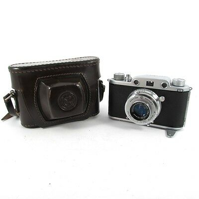 FOTOCAMERA CAMERA OFFICINE GALILEO CONDOR I - 35mm 1948 VINTAGE FERRANIA LEICA