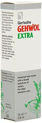 Gehwol® Extra Foot Cream for Daily Intensive Care 75ml Tube