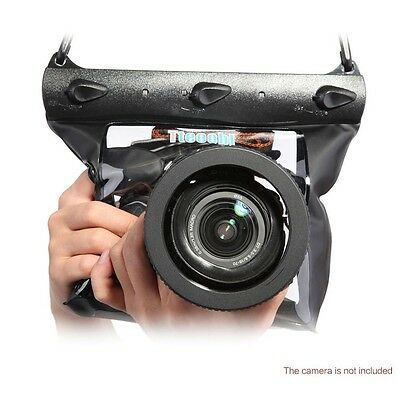 Professional Underwater Waterproof Diving Bag Case Pouch for Digital Lens Camera